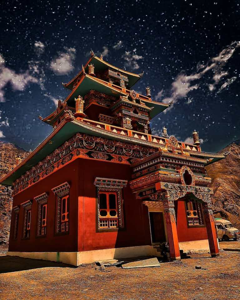 spiti mummy-homestay in lhalung-how to reach lhalung-spiti itenary-spiti valley winter guide-spiti valley-hikesdaddy