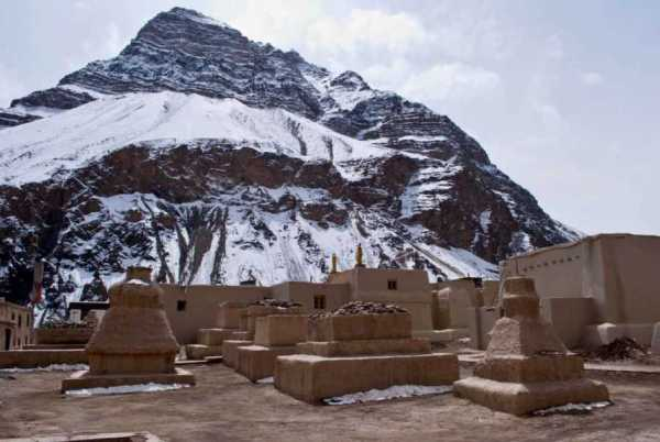 Tabo-Village-Spiti-Monastery-Hikesdaddy