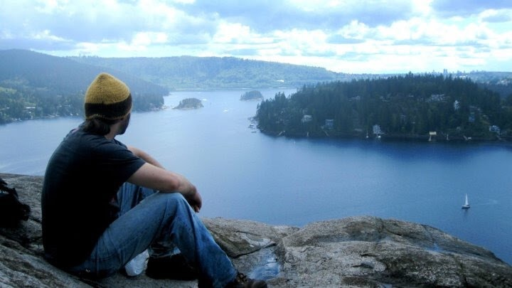 Quarry Rock, north vancouver hike, deep cove hike, Baden Powell trail, hikes near vancouver, dog-friendly hikes, north shore hikes
