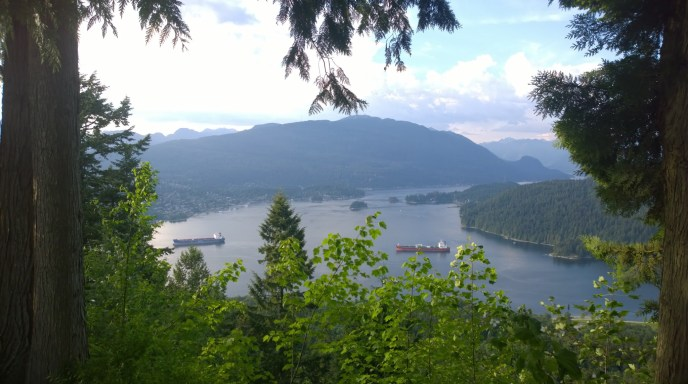 Velodrome Trail hike, burnaby hikes, burnaby mountain trails, hikes near vancouver, SFU hiking trails