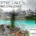 joffre lakes hike challenge