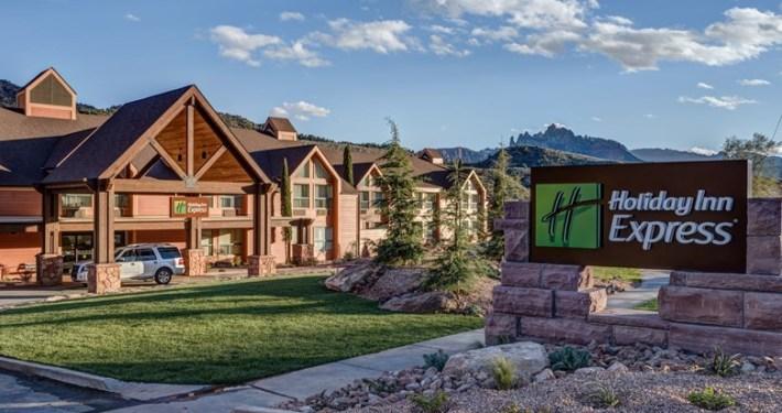 Hotel in Zion Springdale Utah