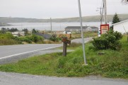 Passing through Ferryland along roads, the trail is well marked.