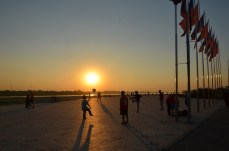 Sunset Footbal