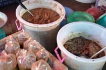 Markt in Vang Vieng