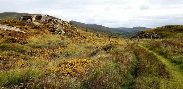 leaving Caherdaniel