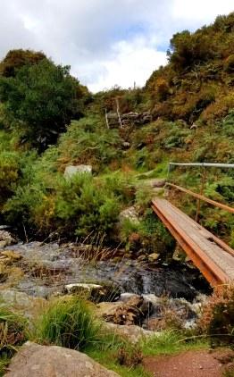 many stream crossings