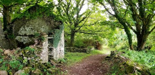 post medieval village