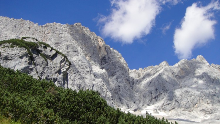 south face of Dachstein