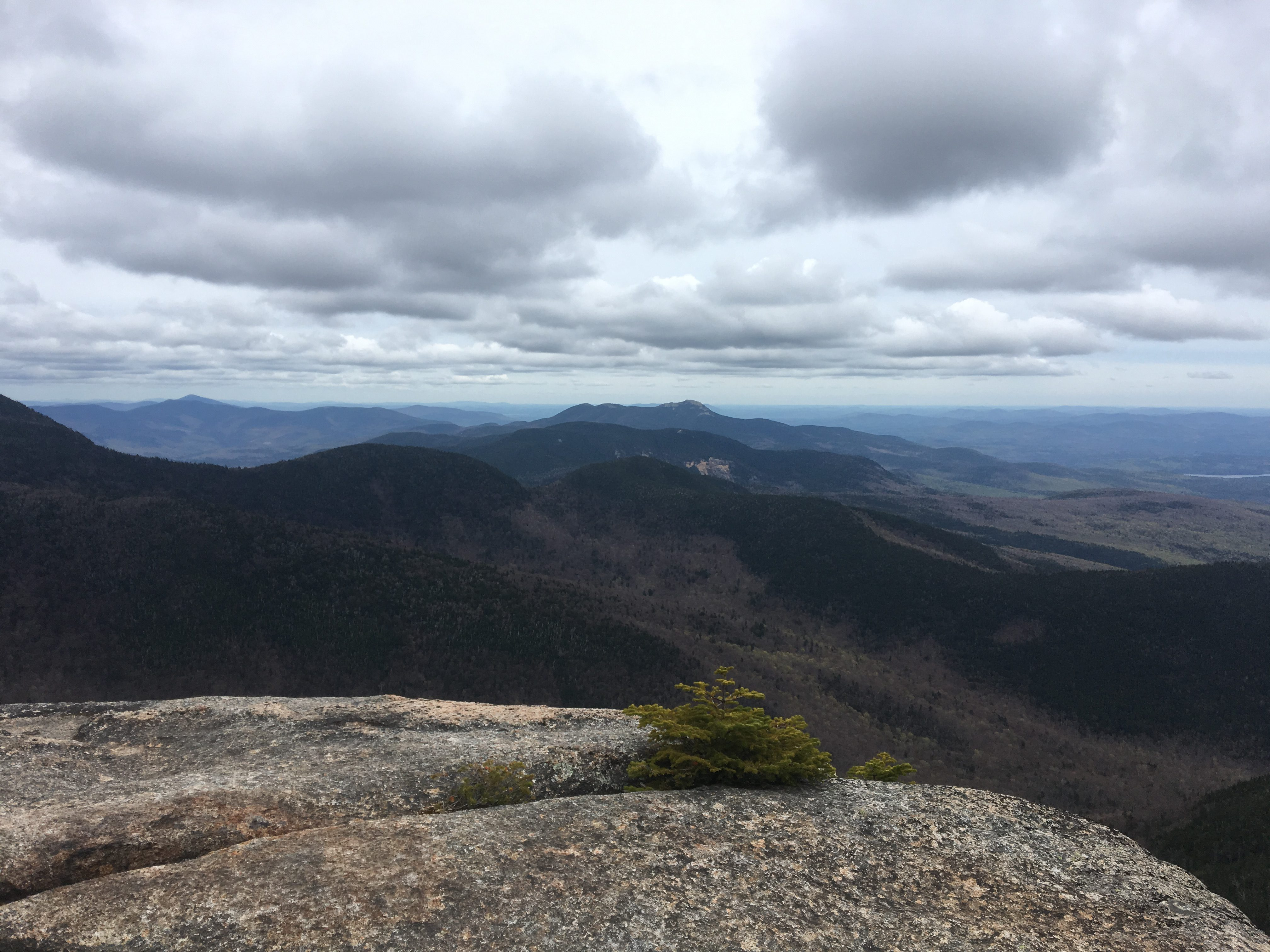 A moderate in the sandwich range nh: Hiking Mount Whiteface Sandwich Range White Mountains