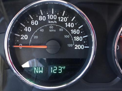 heat in death valley