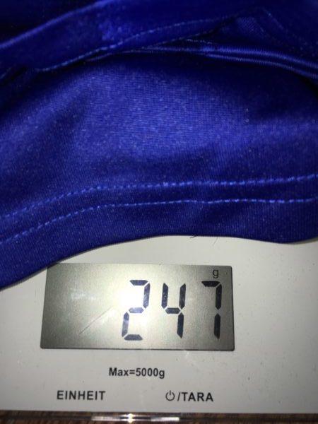 Eingespartes Gewicht