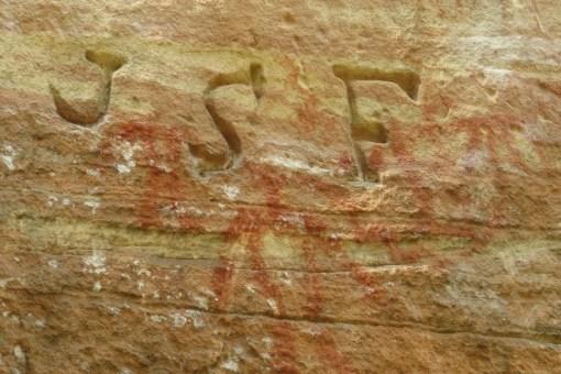 RAC Petroglyph