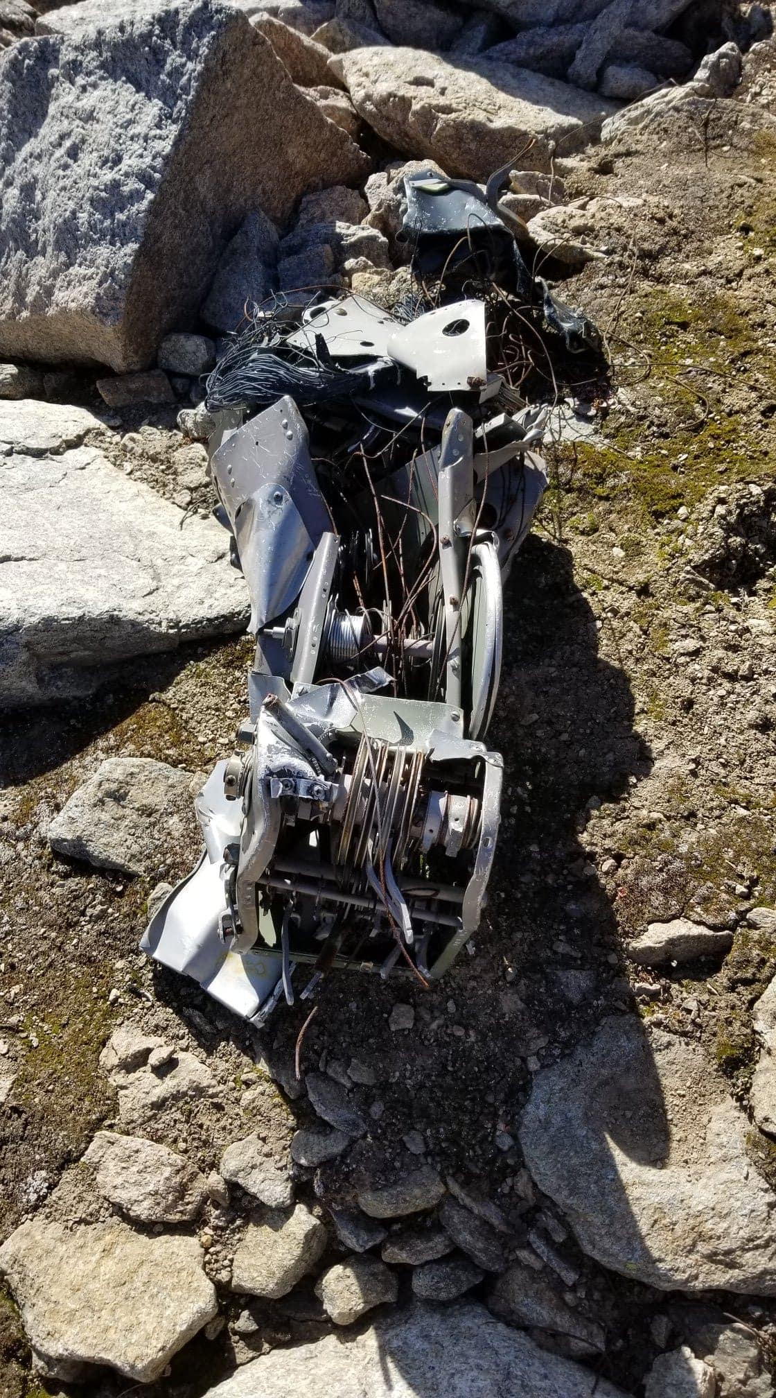 Scharazad Wreckage
