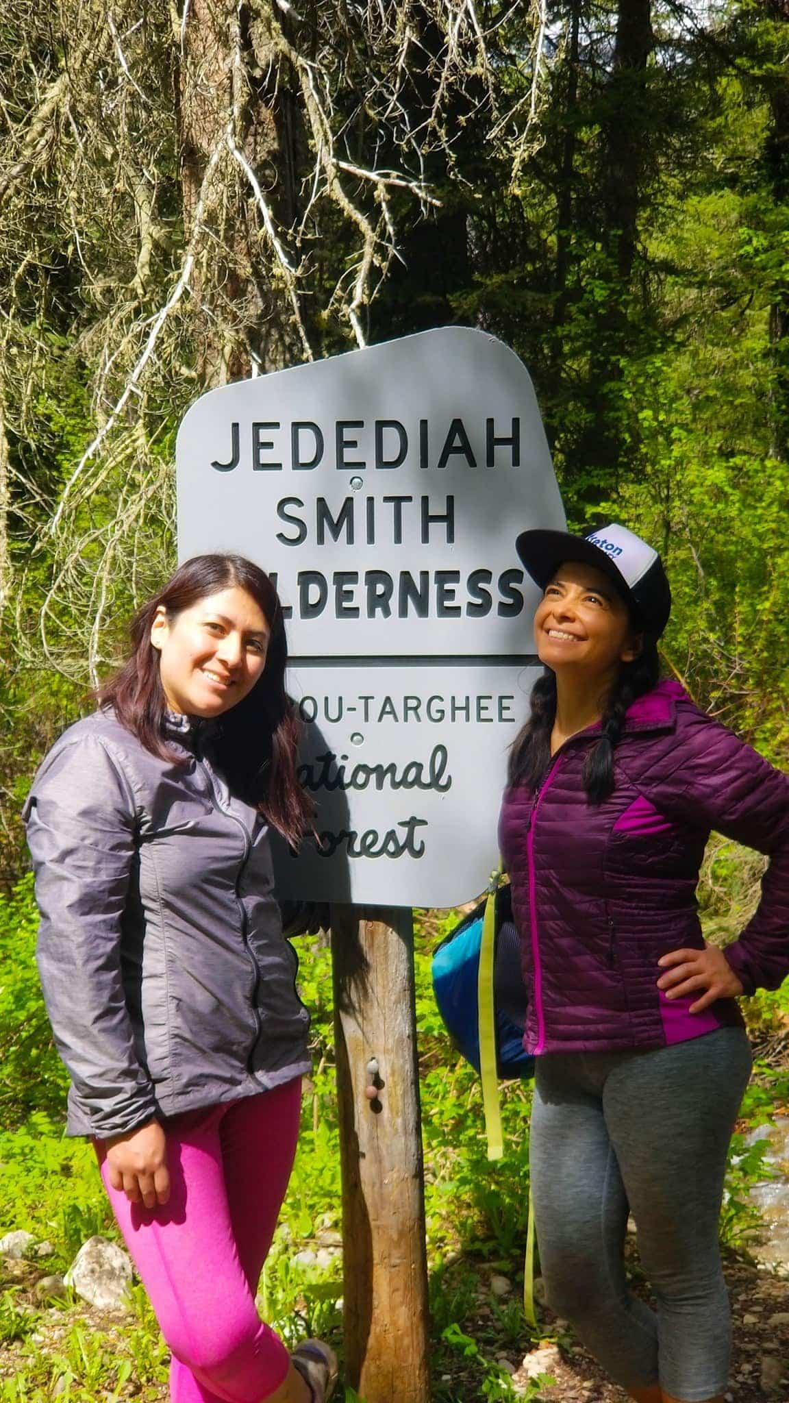 Jedediah Smith Wilderness