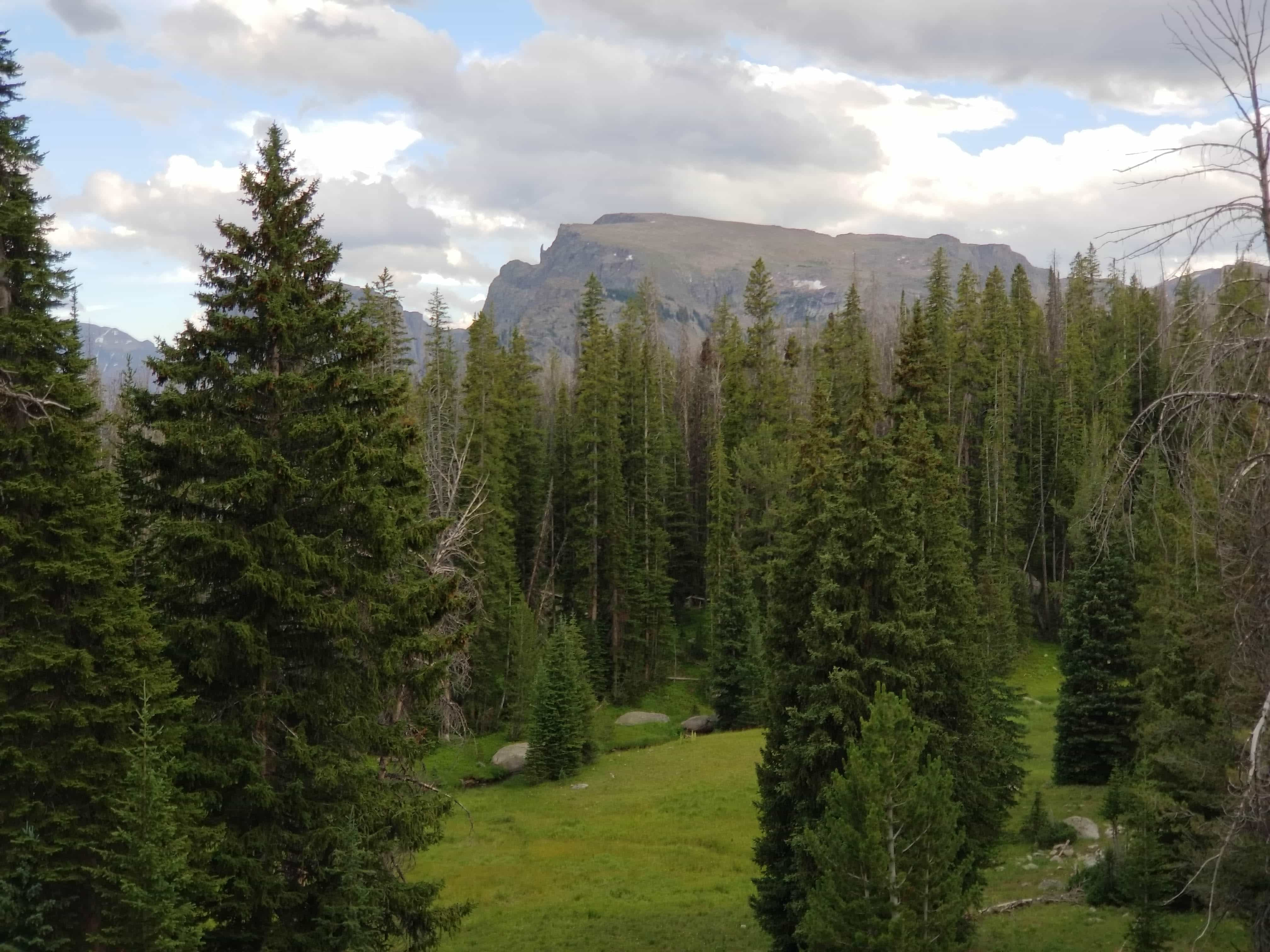 Twin Lakes Trail, Wyoming, Wind River Range
