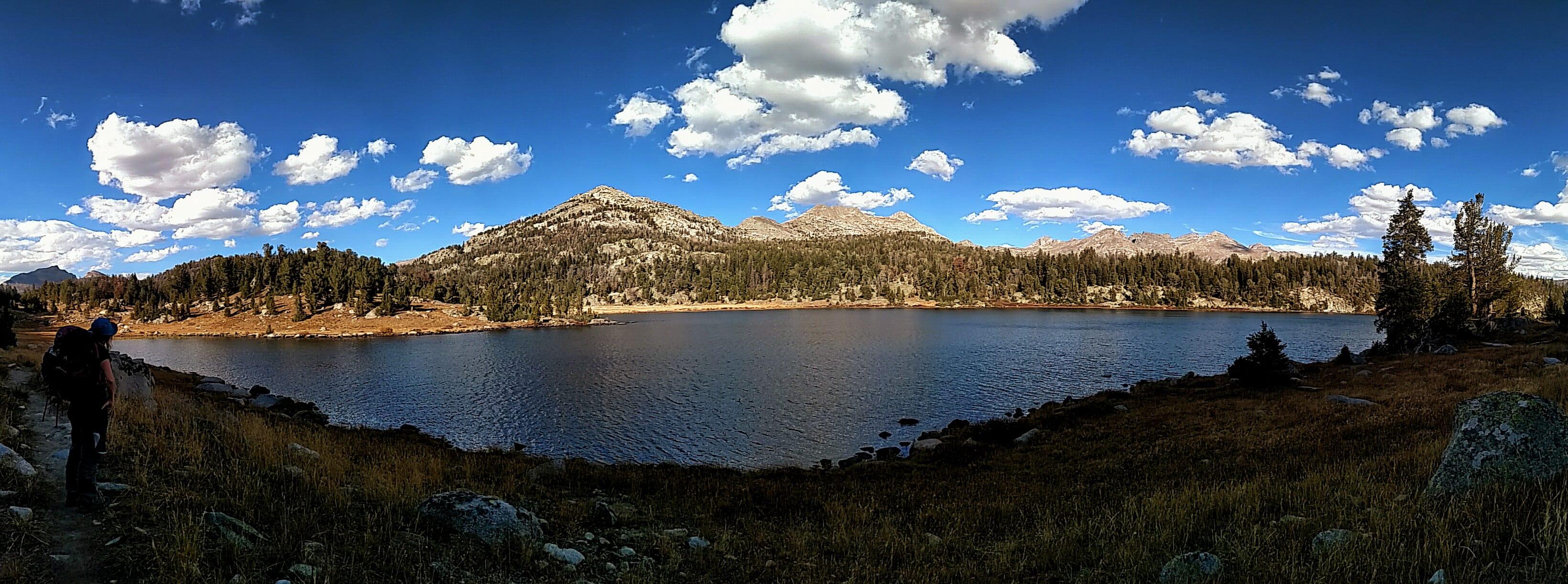 Marms Lake, Wyoming