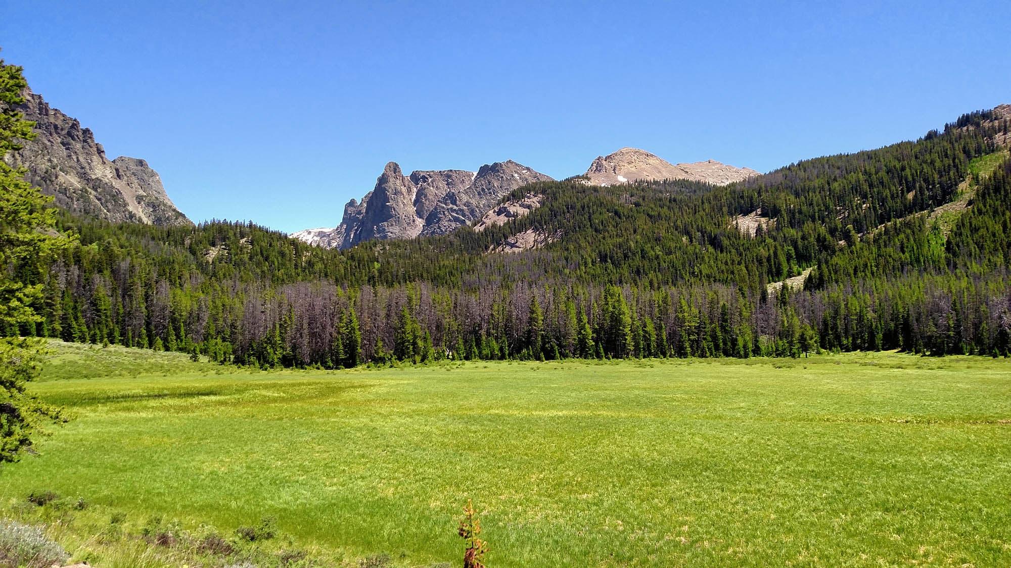 Slide Creek Meadows/Park