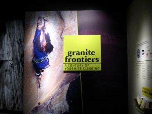 Granite Frontiers: A Century of Yosemite Climbing