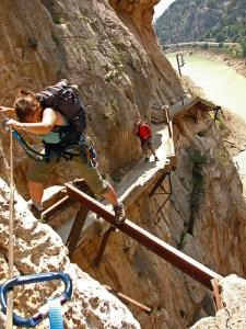 El Caminito del Rey, Photo by Gabirulo, Flickr
