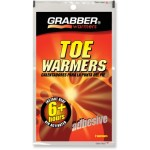 Grabber Toe Warmers - 1 Pair