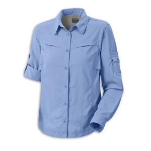 Columbia Omni Dry Silver Ridge III Long Sleeve Shirt