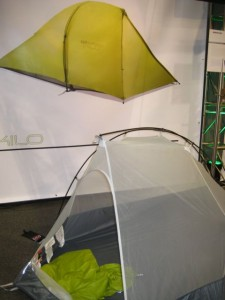 The Easton Kilo Tent at Outdoor Retailer 2010 & Ultralight Tents - Is the Easton Kilo the Best?