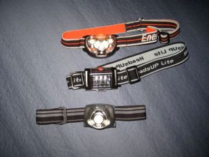 Hiking Headlamps