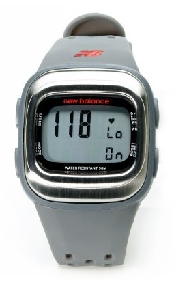 Heart Rate Monitor Pedometer