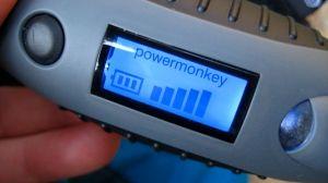 Powermonkey battery