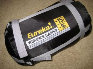 Eureka Casper Sleeping Bag