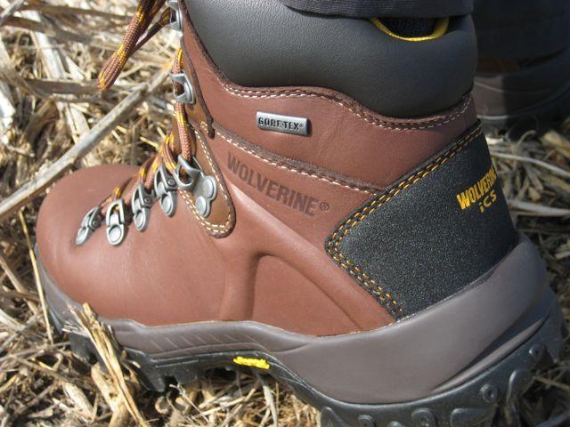 151d8f5d9c7 Wolverine Fulcrum Women's Boots Review