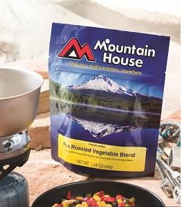 Mountain House Fire Roasted Veggies