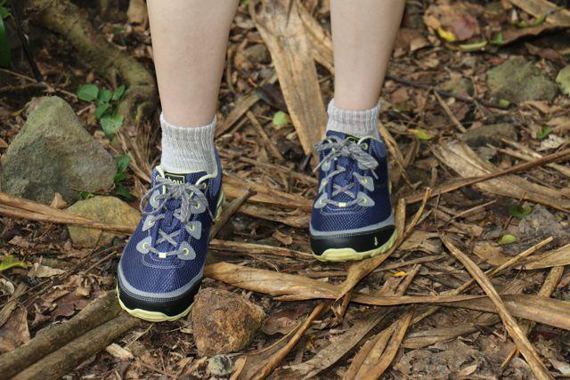 Ahnu Sugarpine Air Mesh Hiking Shoes Review - Hiking Lady