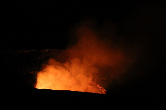 Kilauea Caldera, Volcanoes National Park