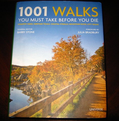1001 Walks You Must Take Before You Die Review