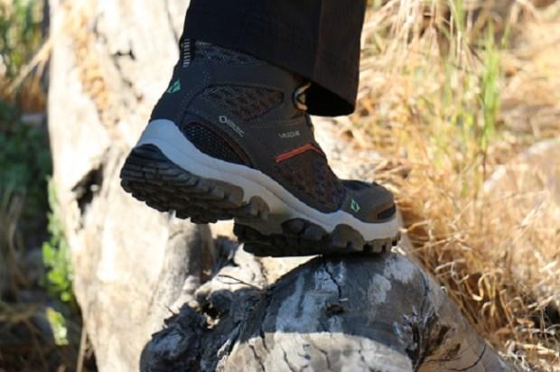Trail testing the Vasque Inhaler women's hiking boots