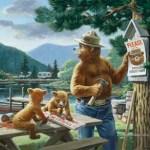 History of Smokey Bear