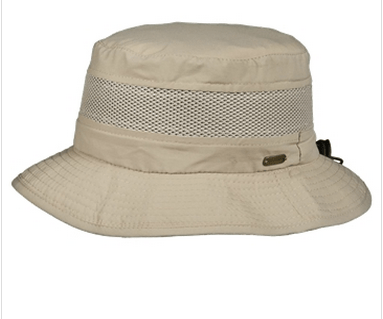 Stetson No Fly Zone Mesh Hat