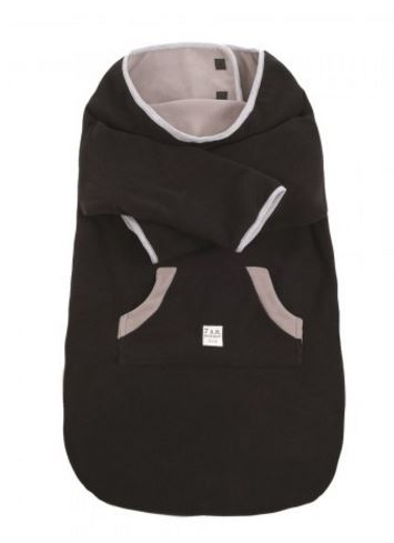 7 AM Easy Cover Fleece, black