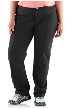 f9914f6082eb3 Lucy Workout Tee plus size hiking apparel Columbia Just Right Straight Leg  Pants ...