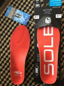 SOLE Active Insoles
