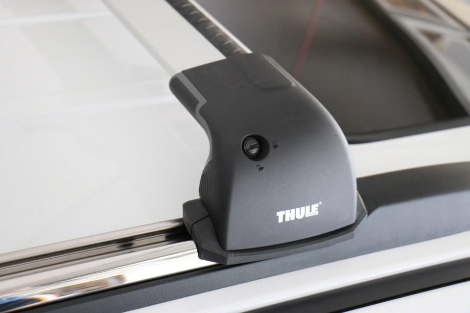 A Thule Roof Rack