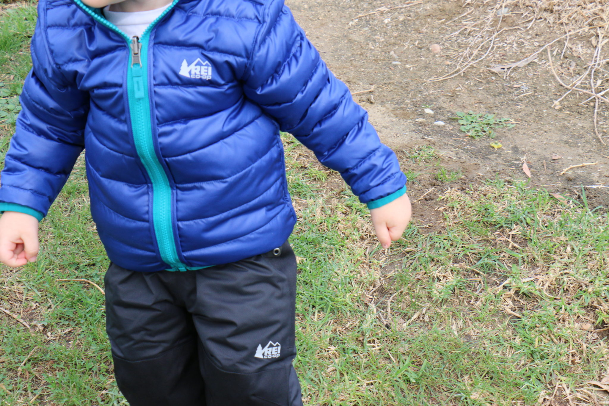 Ready for winter with toddler hiking gear!