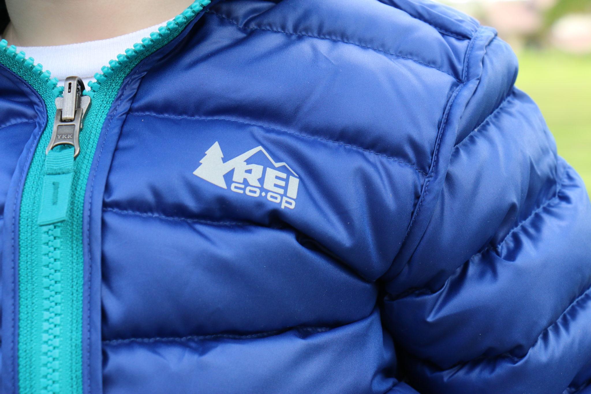 REI Co-op Toddlers 650 Reversible Down Jacket
