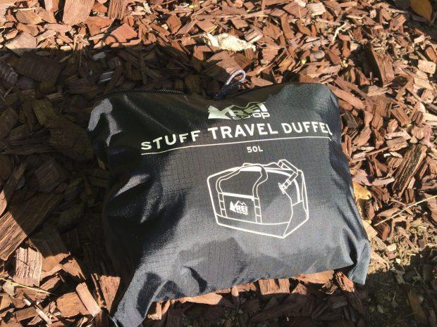 REI Co-op Travel Duffel