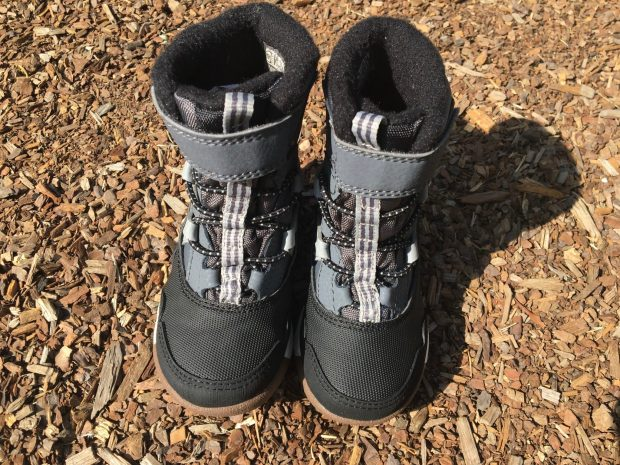 Merrell's Snow Crush Jr. Waterproof Boots