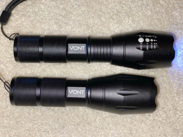 VONT Tactical flashlight