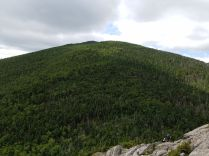 Macomb Mountain from a ledge near the summit of Carson (S. Dix)