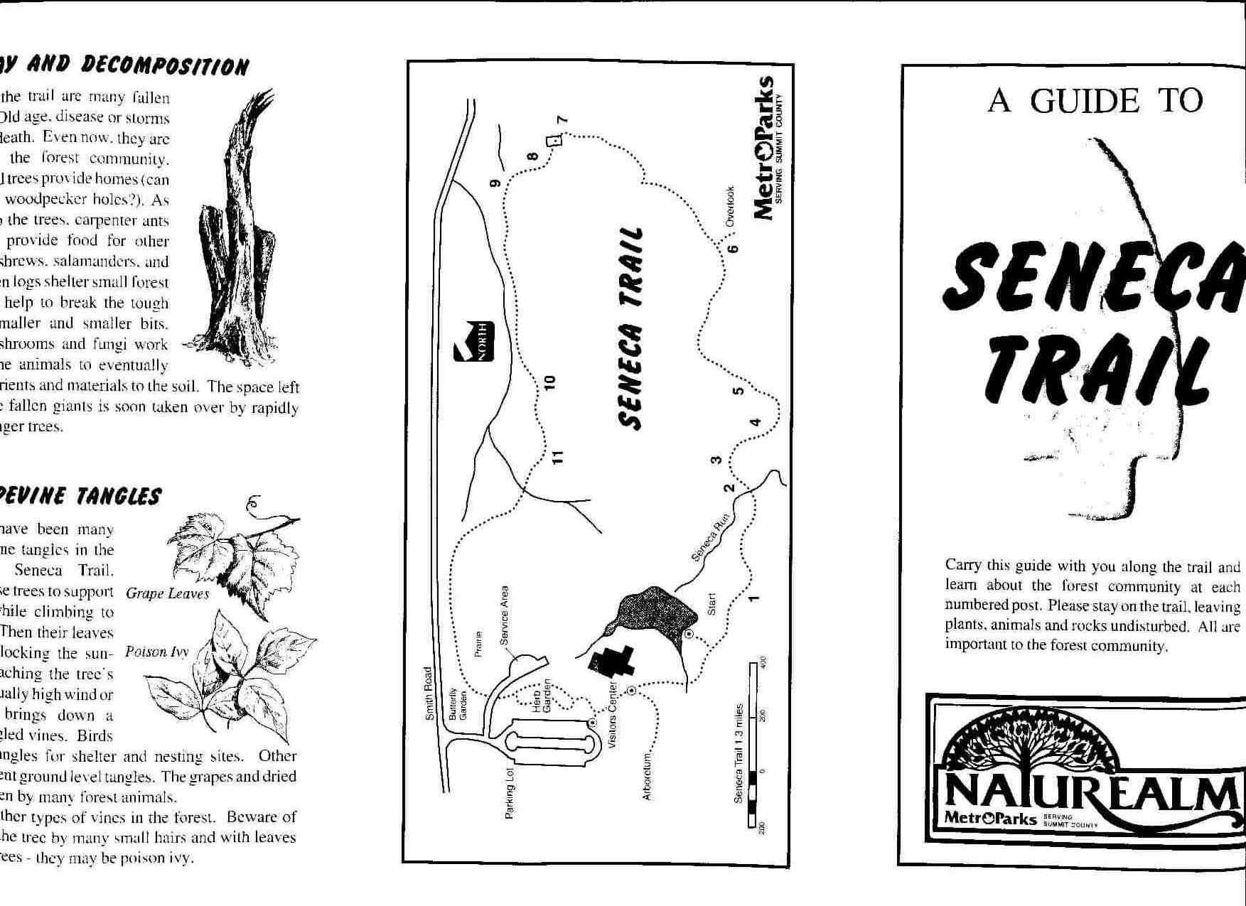 F A Seiberling Naturealm Ohio Hiking Trails Pictures